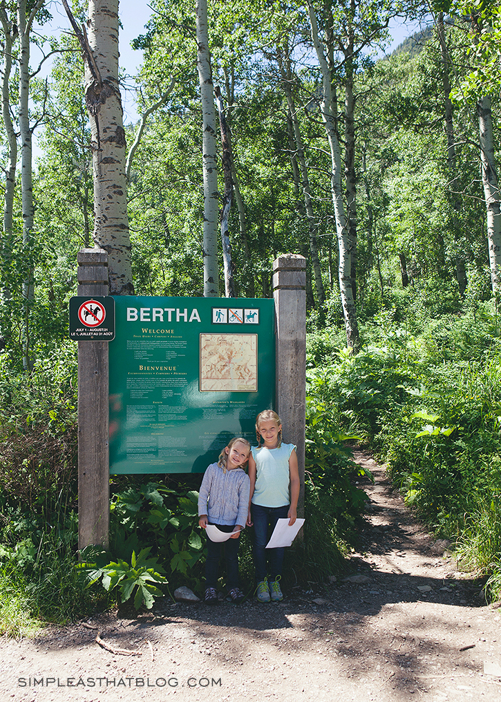 5 Family Friendly Hikes to do in Waterton Lakes National Park