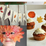 50 Fun Projects to Make with Fall Leaves