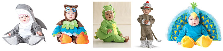 Cute Halloween Costumes for Baby