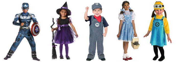 25 Cute Costumes you can Buy