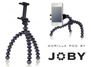 Use a gorilla pod to get beautiful silhouette photos with your phone!