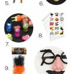 15 Non-Candy Halloween Treat Alternatives