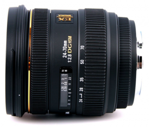 Comparing Canon 24-70mm f/2.8 with Sigma 24-70mm f/2.8