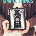 Simple things Sunday Moving to Instagram