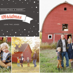 DIY Holiday Photo Cards