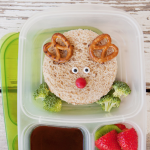 Reindeer Christmas Lunch for Kids