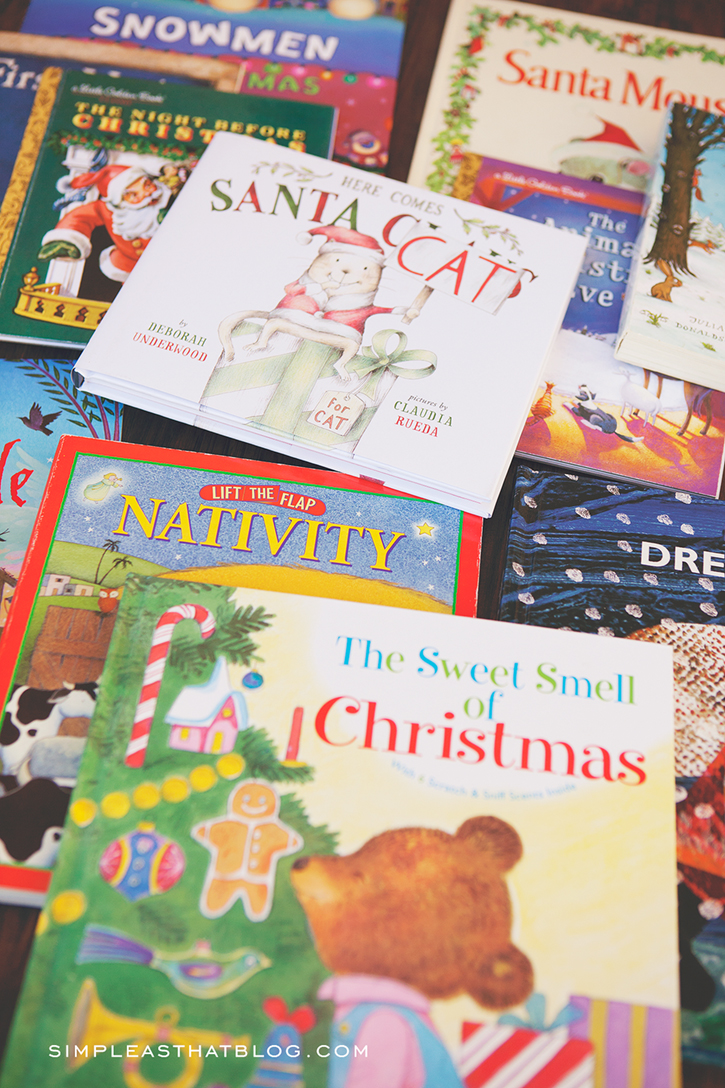 Our Top 10 Christmas Books to Read as a Family