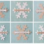 Simple Snowflake Advent Calendar