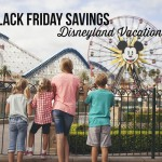 GetAway Today Disneyland Resort Black Friday Savings