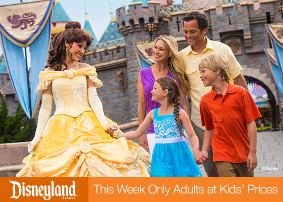 Save BIG on your next Disneyland Vacation with Black Friday savings from Getaway Today!