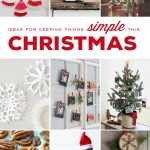 Ideas for Keeping Things Simple this Christmas