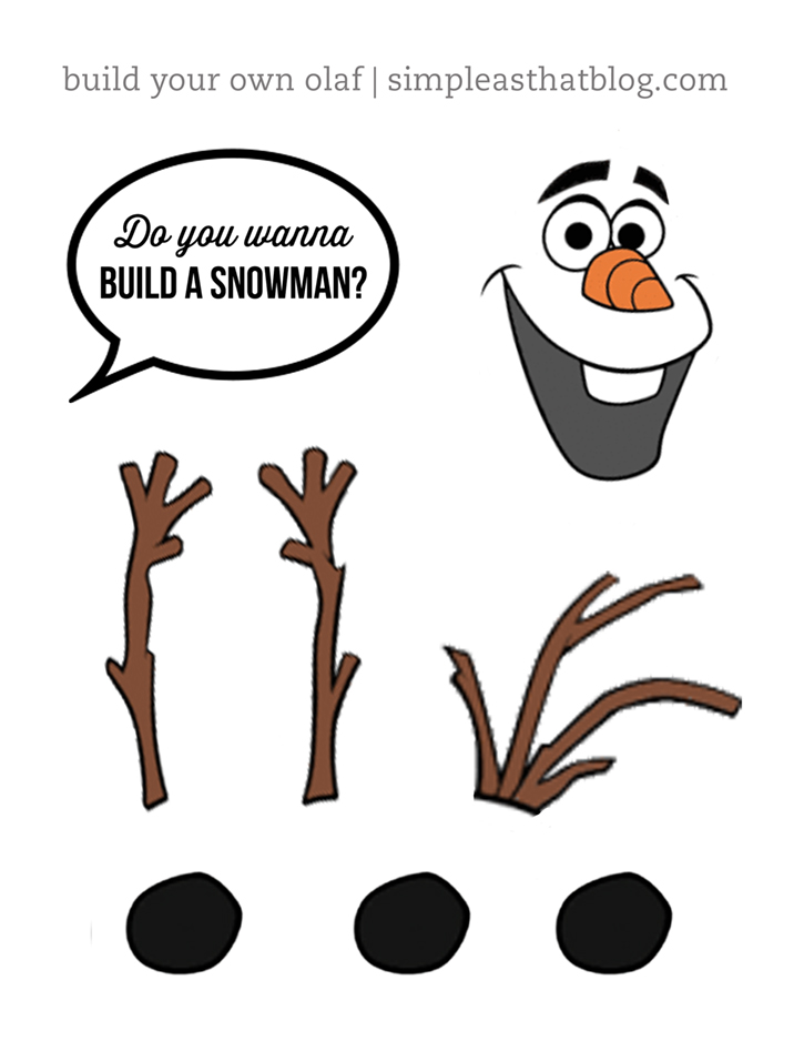 graphic regarding Printable Olaf referred to as Elf upon the Shelf Enjoyable: Acquire Your Private Olaf