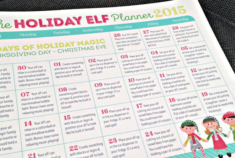 elf-planner