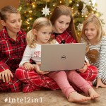 Family Time with the Dell Inspiron 13 7000 Series 2-in-1