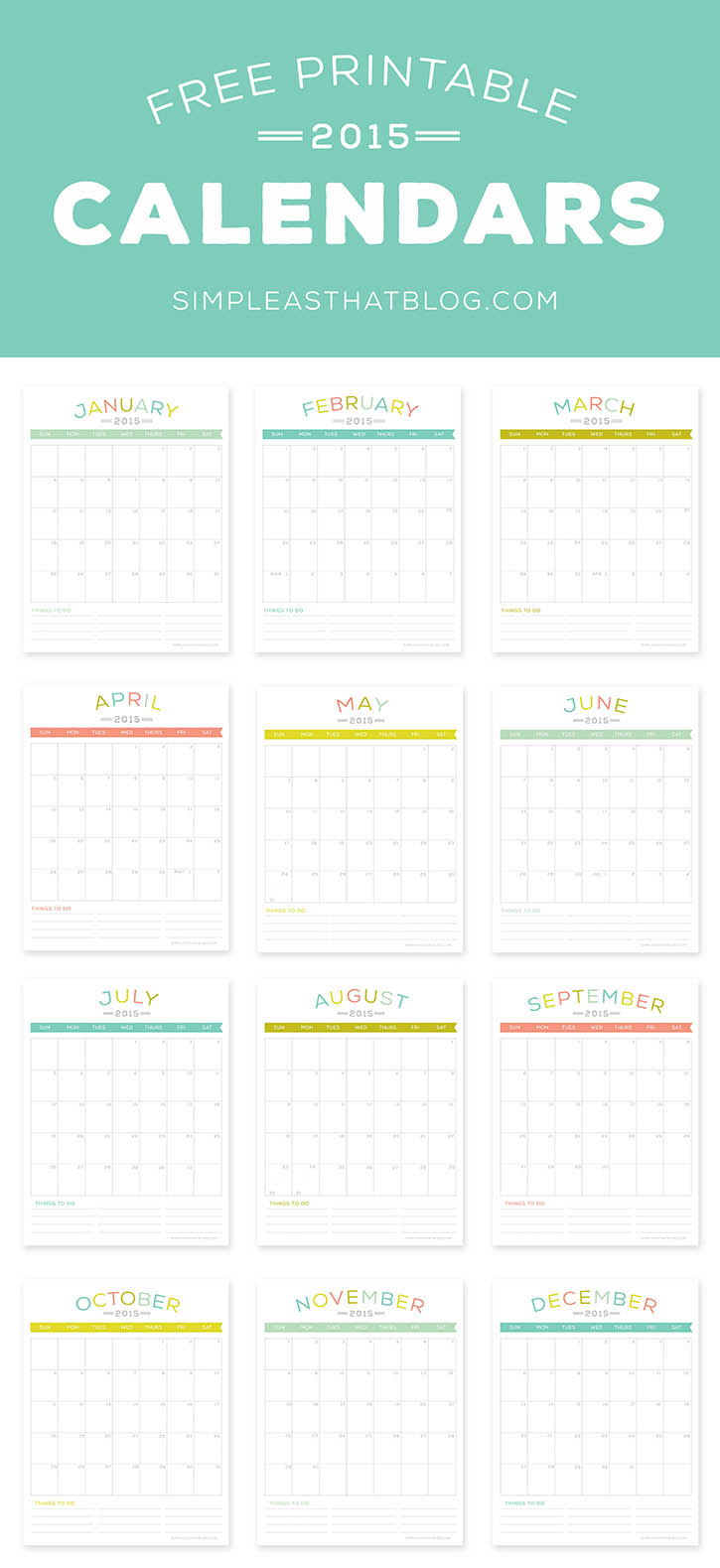 Calendar Organization Questionnaire : Free printable calendars