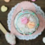 Conversation Hearts Sugar Scrub