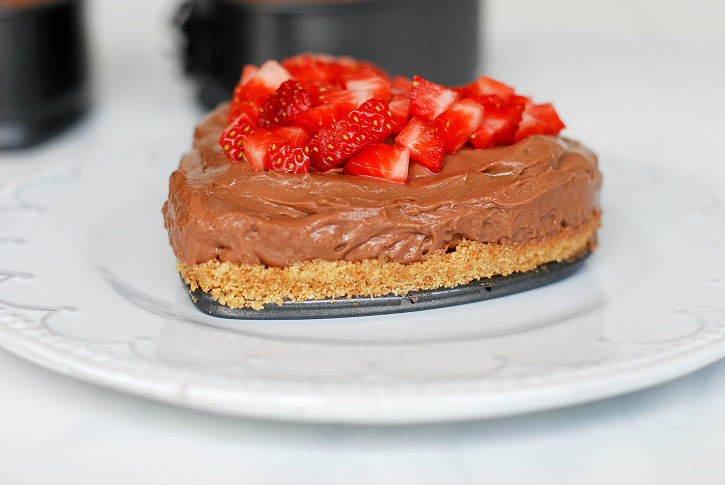 Nutella Cheesecake-23