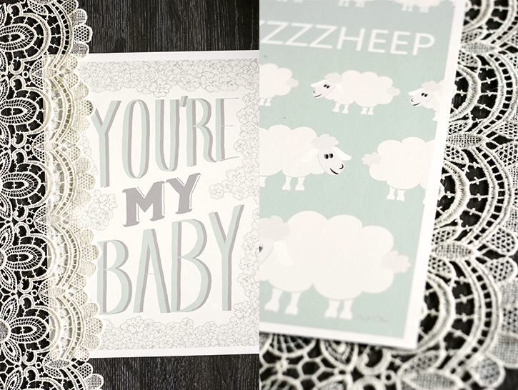 DIY Nursery Wall Decor using free printables and thrifted finds.