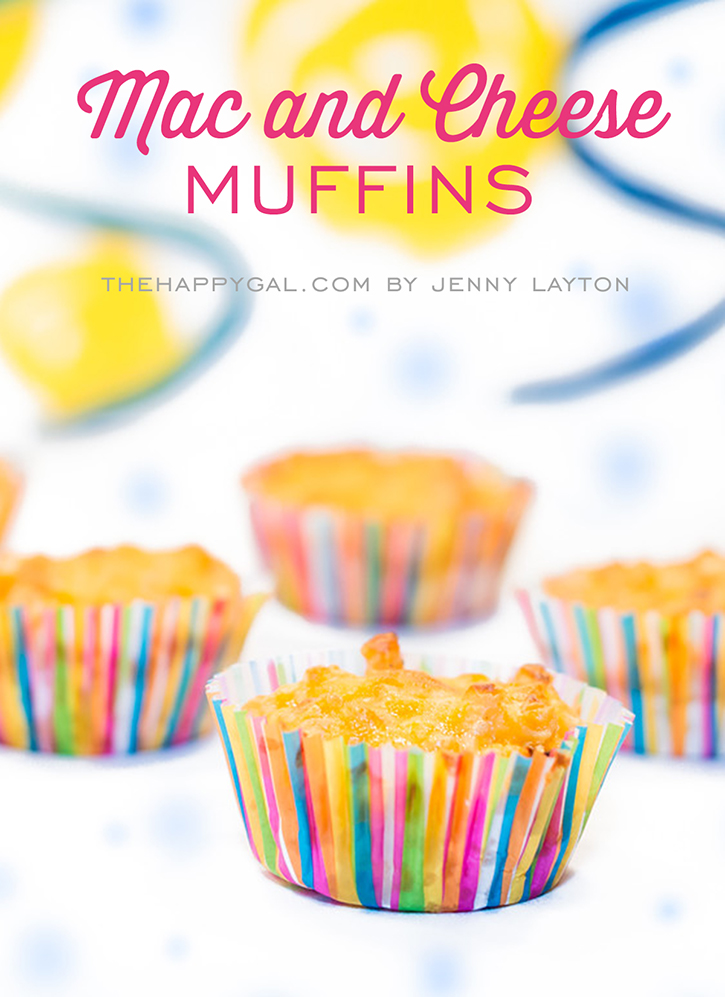 Mac and Cheese Muffins PLUS 3 more quick and easy, kid-friendly dinner ideas to keep your family eating healthy on the go!