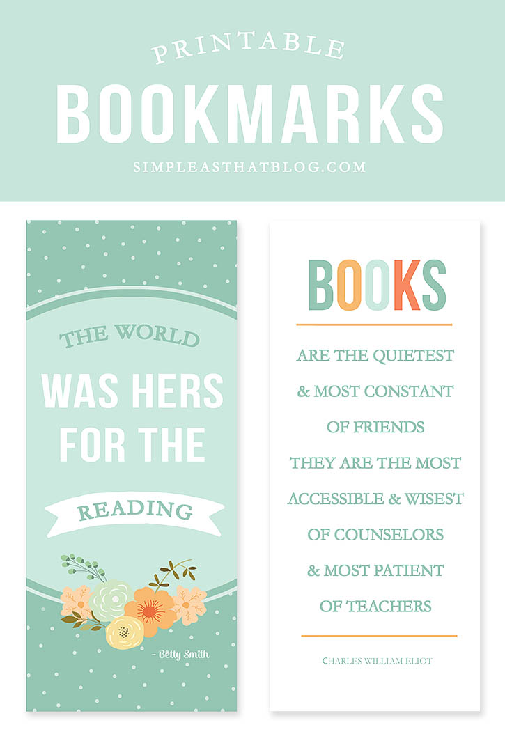 Book Club Recovering Readers Free Printable Bookmarks on Garden Free Printables