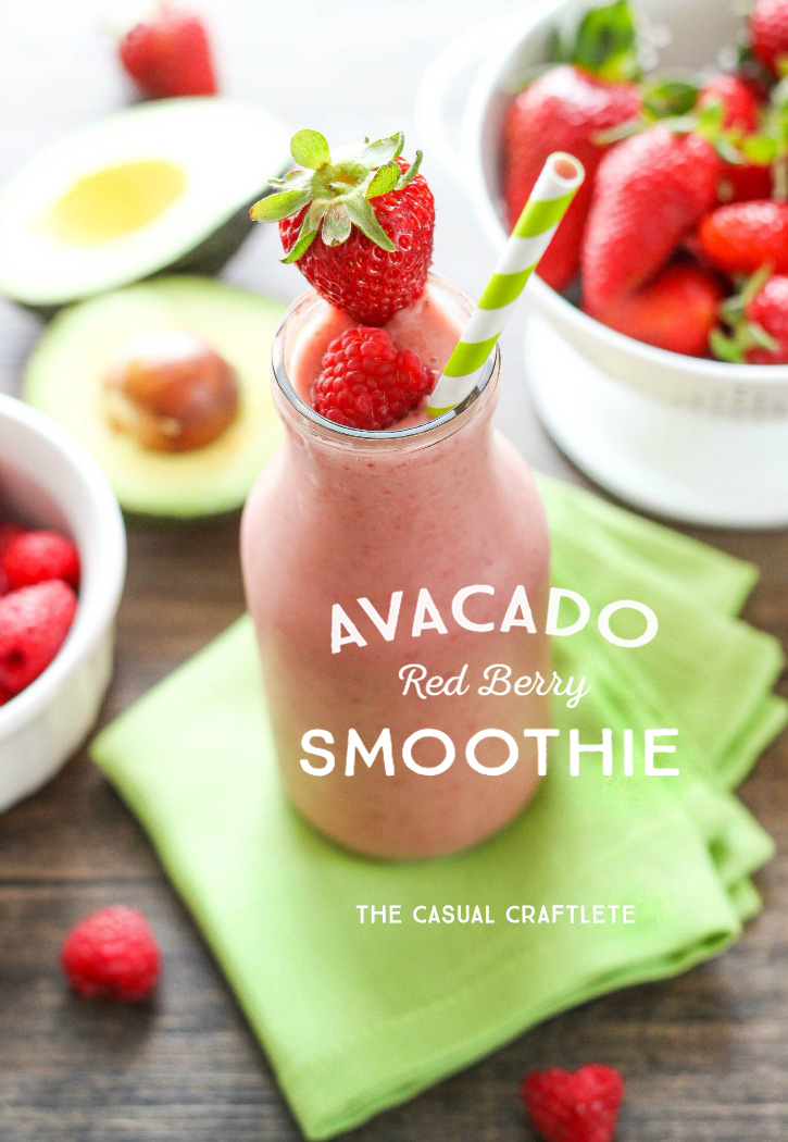 avocado a fruit or vegetable healthy smoothies with frozen fruit