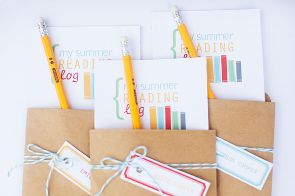 Free printables to encourage Summer reading and make it fun!