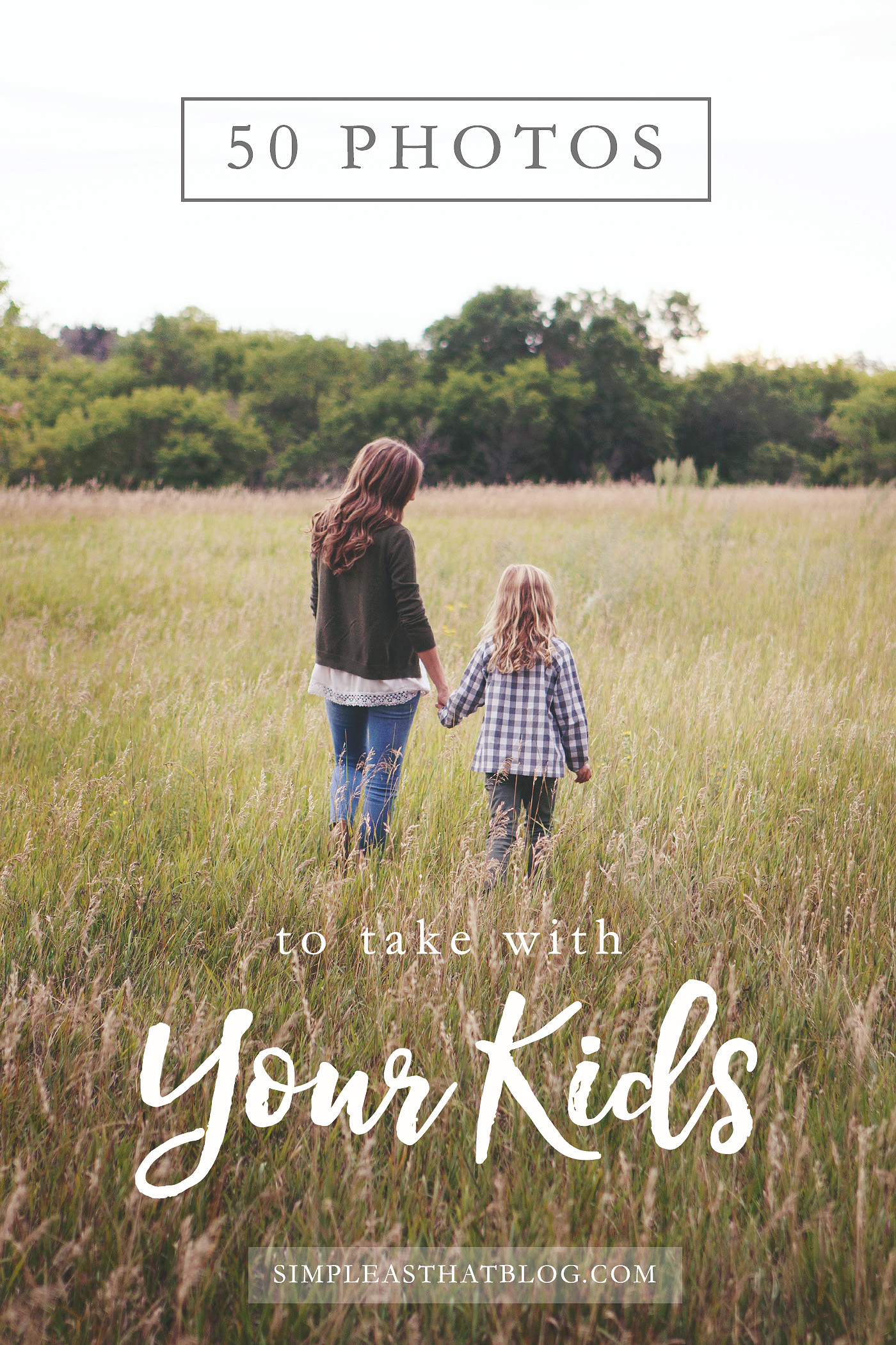 YOU are part of your children's story. An essential part, in fact. Are your family photos reflecting this? Time to get out from behind the camera Mama!