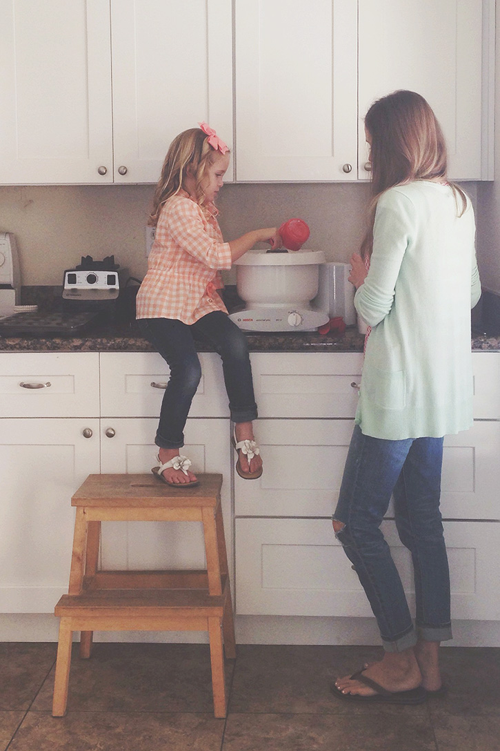 """My Mom Does Nothing"" 