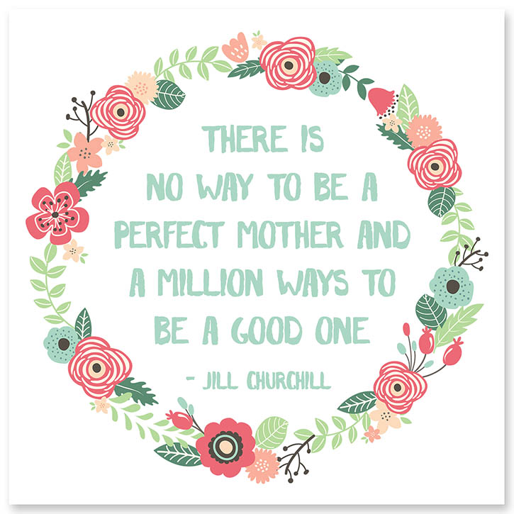 5 Inspirational Quotes For Mothers Day