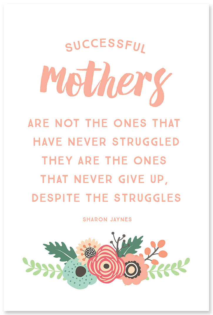 5 Inspirational Quotes for Mother\'s Day