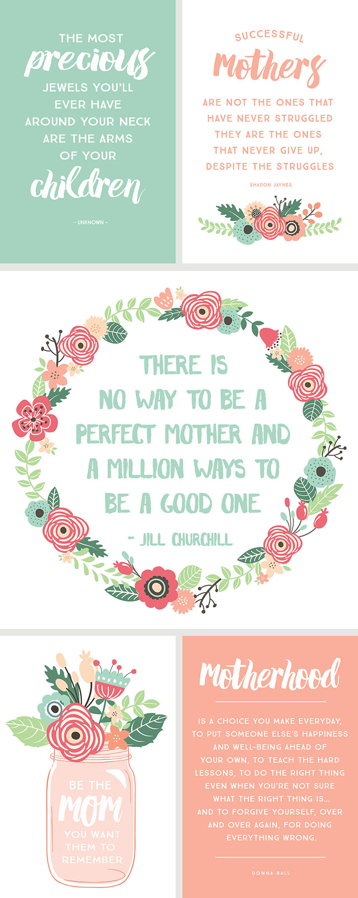 Inspirational Quotes For Mothers Inspirational Quotes For Mother's