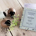 Organizing Seed Packets | Free Printables