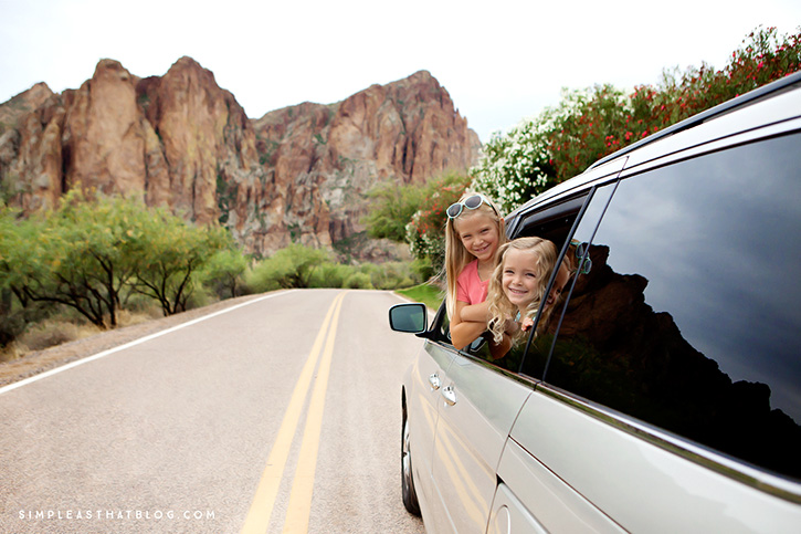 Summer is here and for many of us that means it's time to pack up the car and head out on the open road in search of adventure! Here are some quick tips to make the most of your next family road trip!