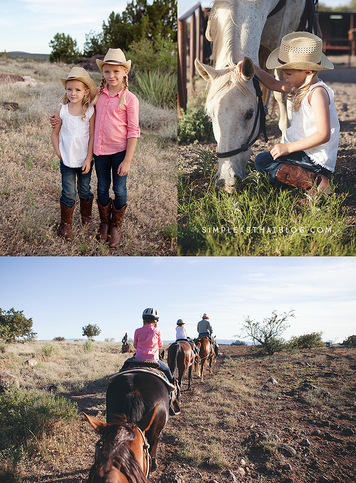 Go on a trail ride adventure at M Diamond Ranch near Sedona, Arizona!