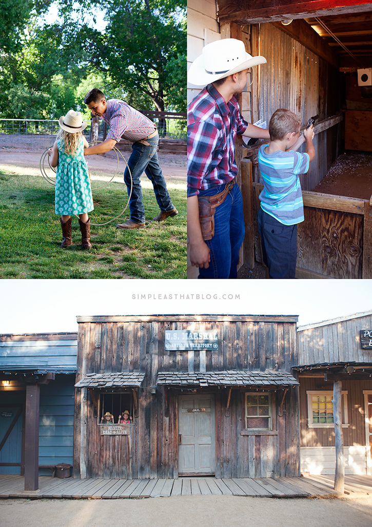Step back in time for a one of a kind old west experience at the Blazin' M Ranch!