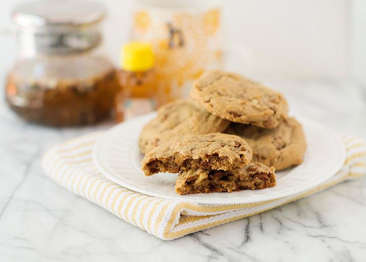 Spiced Walnut Cookies Recipe
