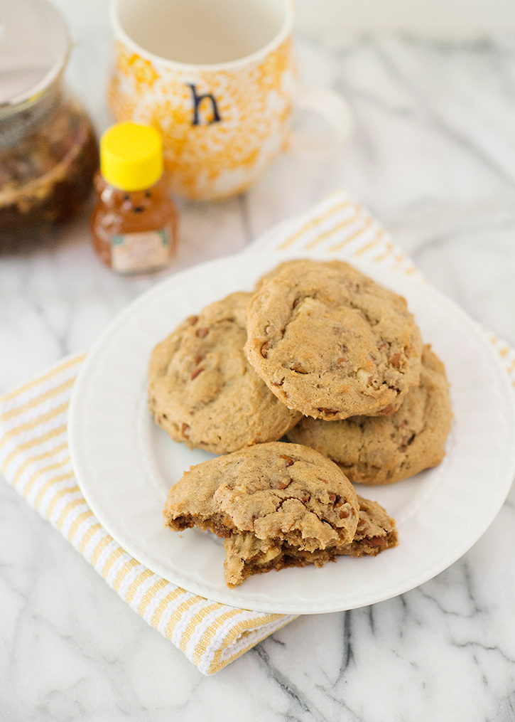 Spiced Walnut Cookie Recipe