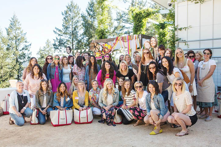 A recap of the inspiring Michaels Makers Summit PLUS details on how YOU can take free creative classes with Creativebug!