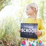 Back to School Photo Tips Plus Free Printable Back to School Signs
