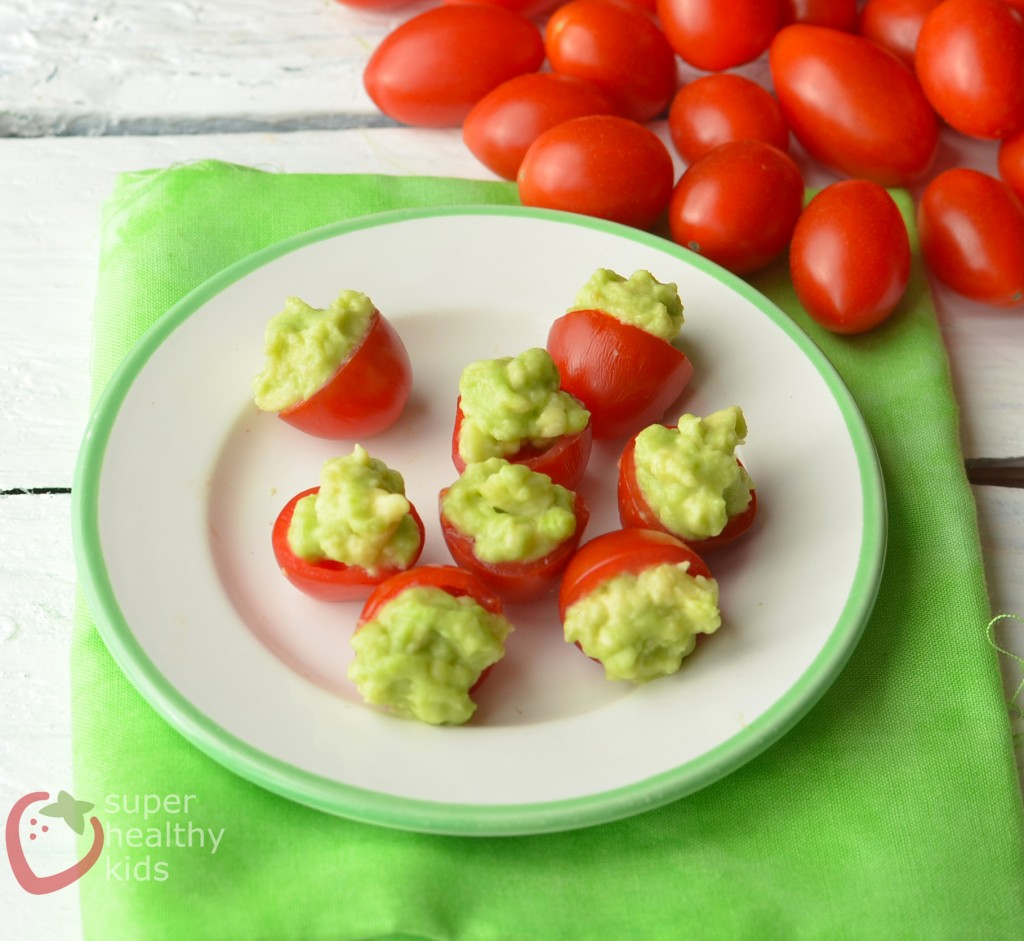Tomato Avocado Cups