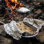 Foil Dinner Campfire Cooking Hack