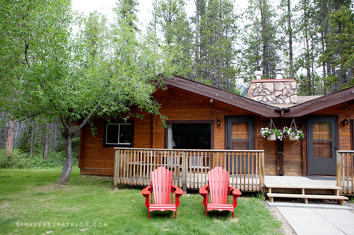 Home away from Home | Castle Mountain Chalets | Banff Alberta, Canada