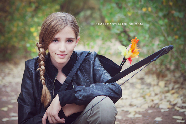 DIY Katniss Everdeen Costume