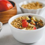 Apple Pie Breakfast Bowl