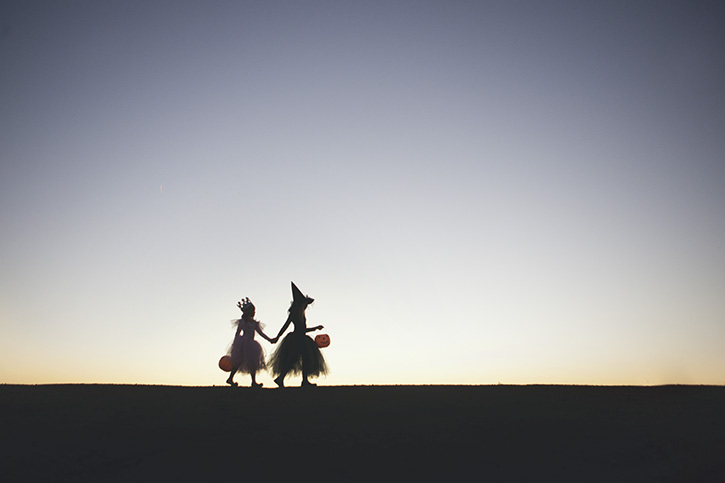 Tips for taking Spooky Silhouette Photos