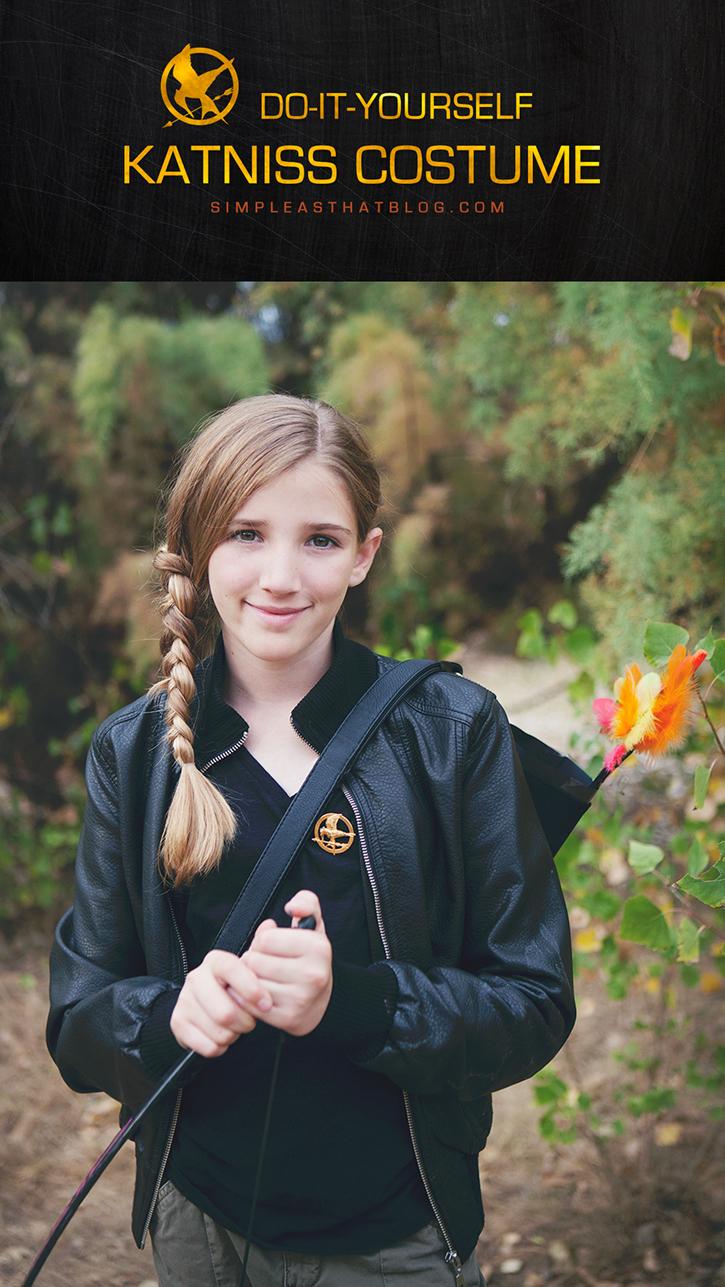 25 darling diy disney costumes diy katniss everdeen costume solutioingenieria Choice Image