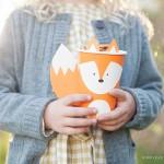 Woodland Creature Cup Crafts