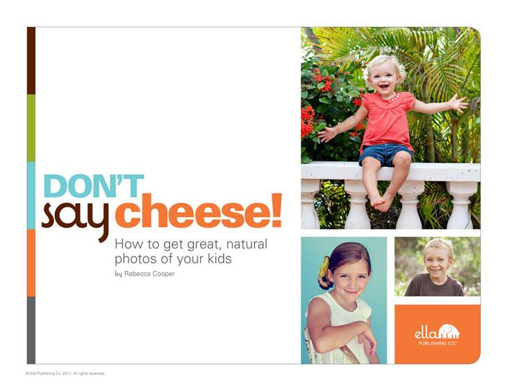 How to get Great, Natural Photos of your Kids