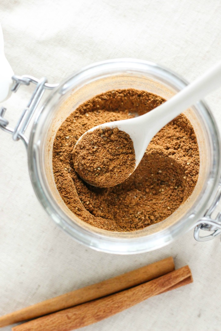 Homemade Chai Spice Mix