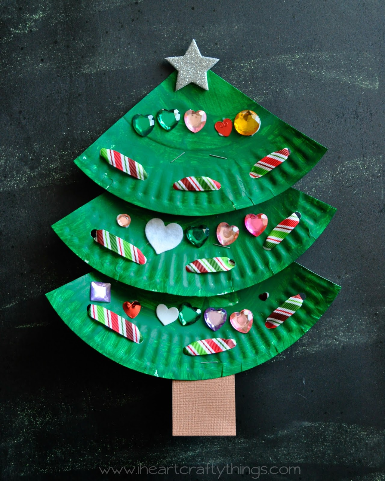 25 terrific christmas tree crafts for 2 year old christmas ornaments crafts